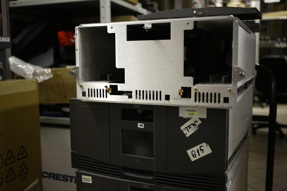 Резервное копирование на кассеты - 1