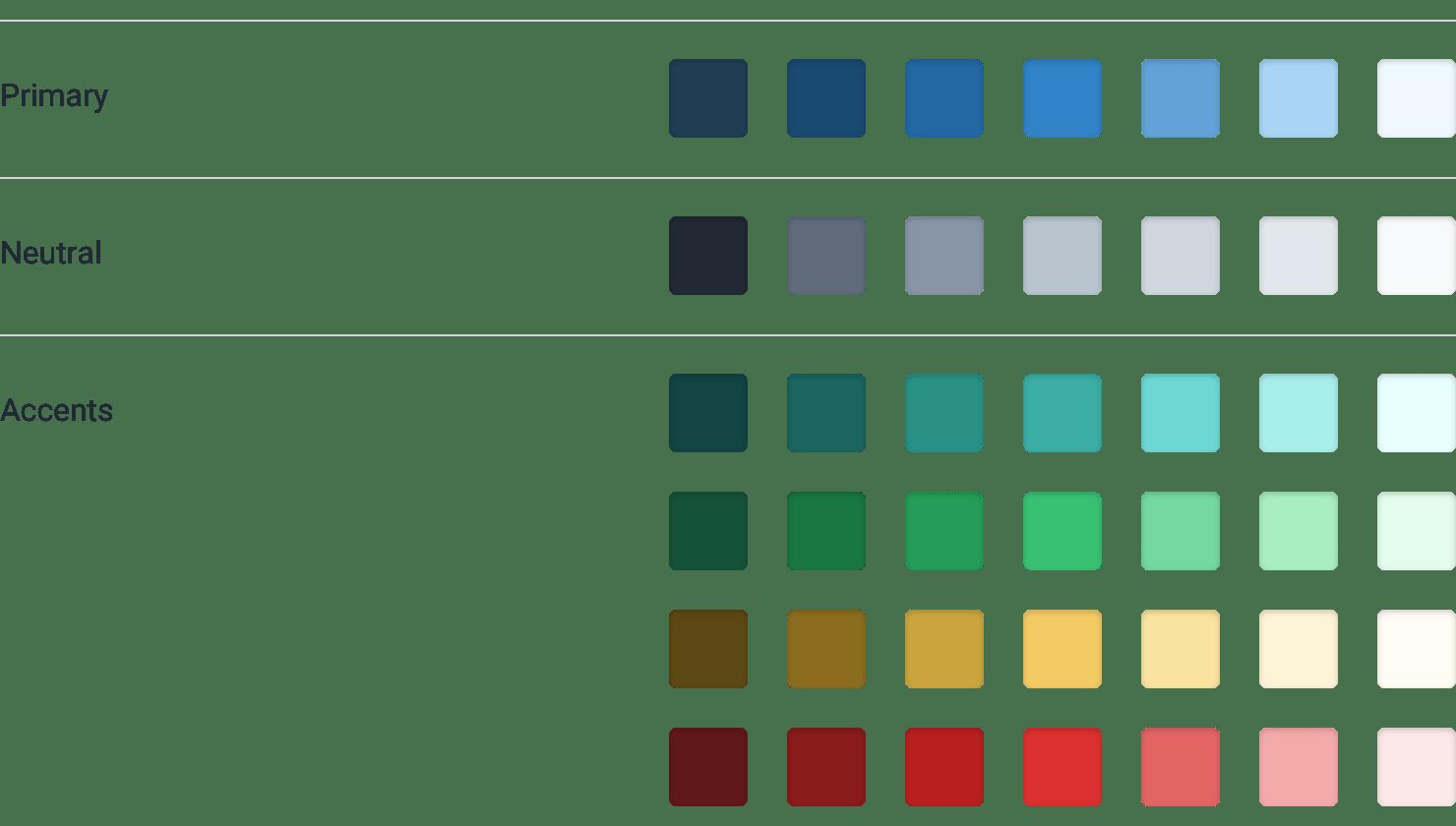 Создание собственной цветовой палитры - 11