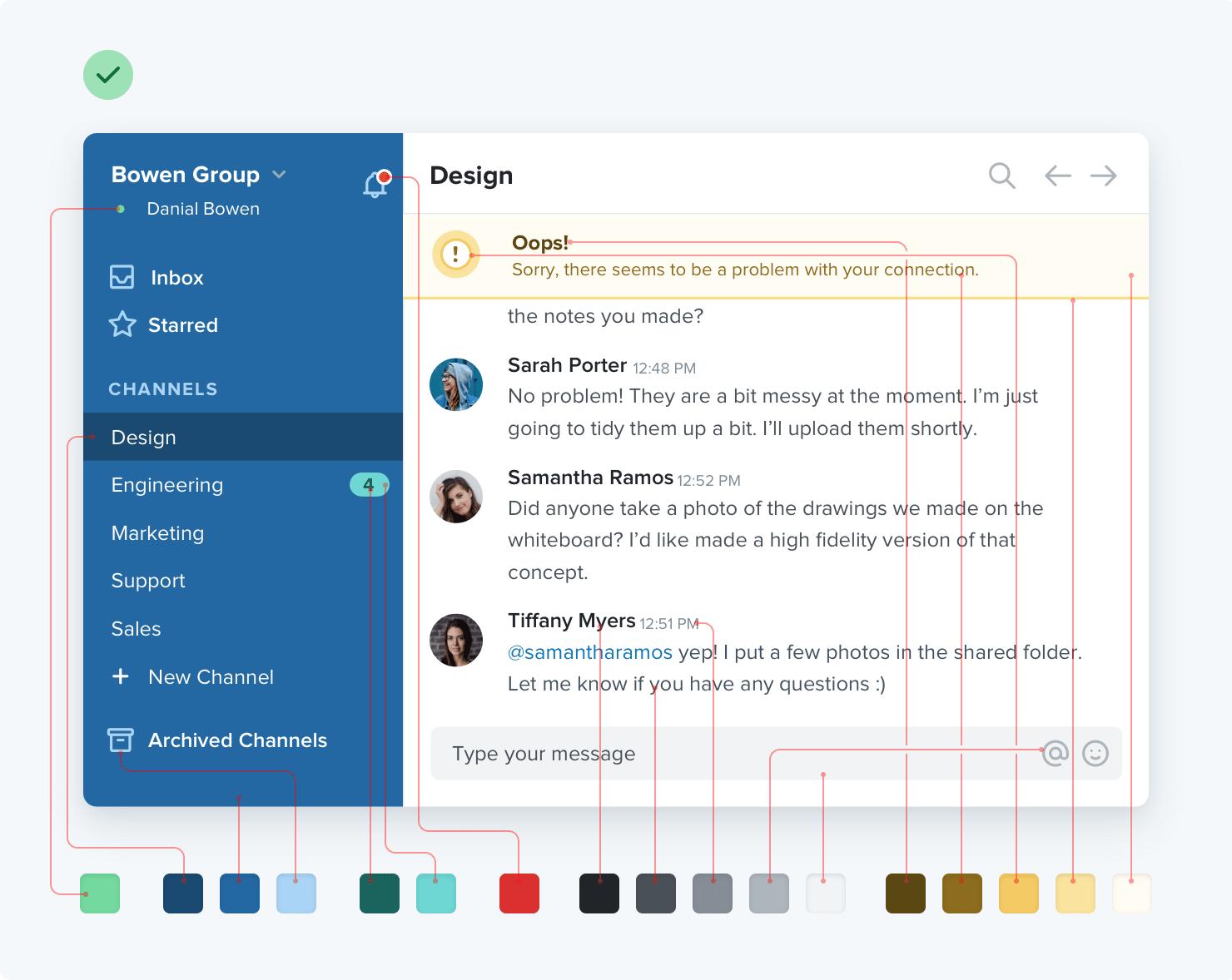 Создание собственной цветовой палитры - 3