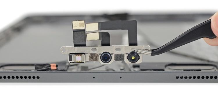 Вскрытие iPad Pro 11″: планшет практически не подлежит ремонту