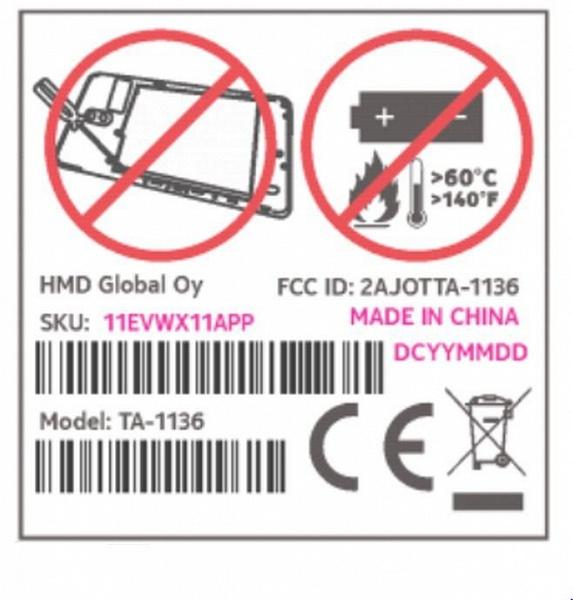 Бюджетный смартфон Nokia 2.1 Plus сертифицирован в США