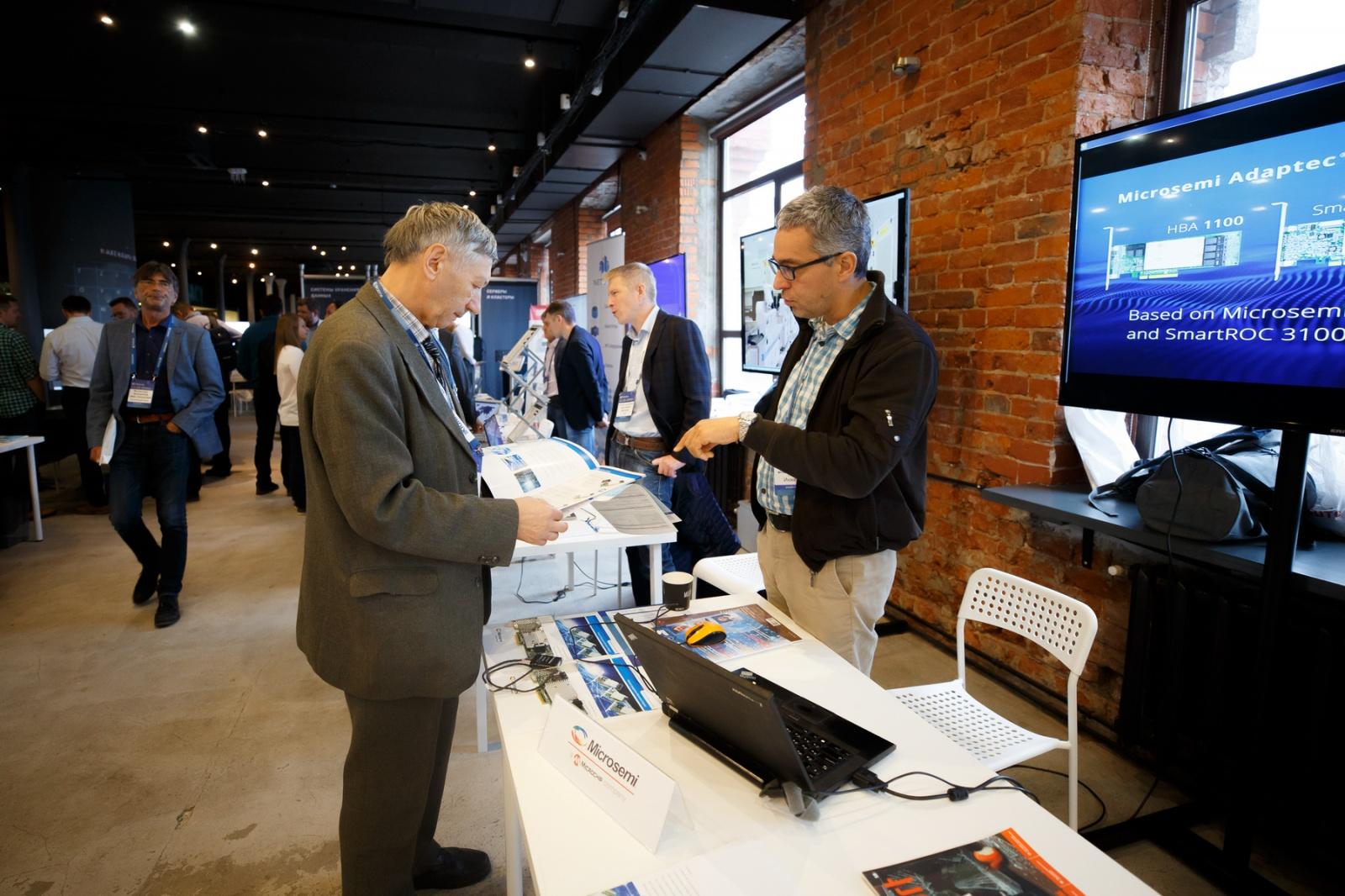 Конференция ПРОSTOR 2018: вопросы и ответы про будущее СХД - 13