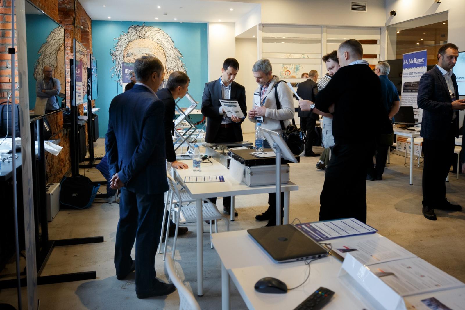 Конференция ПРОSTOR 2018: вопросы и ответы про будущее СХД - 38