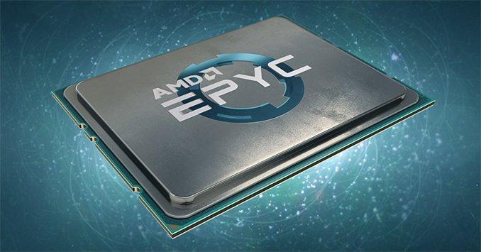 Линейка серверных процессоров AMD EPYC пополнилась моделью 7371 – это топовое решение с 16 ядрами