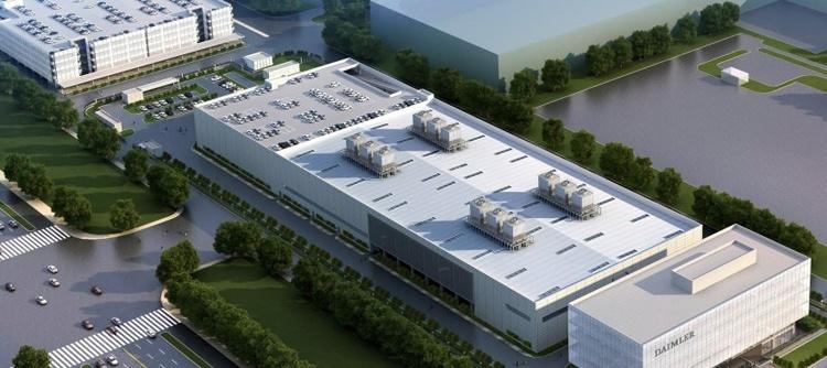 Daimler построит в Китае ещё один центр по разработке и исследованиям