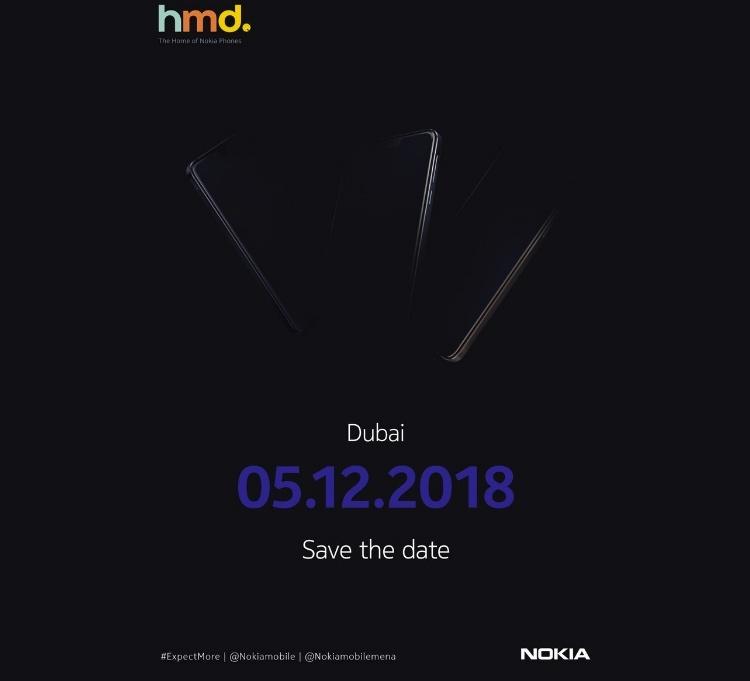HMD Global представит новый смартфон Nokia в начале декабря