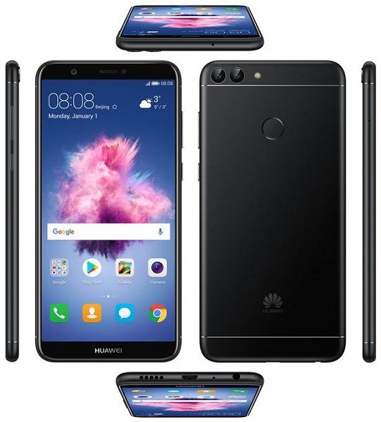 Huawei готовит для Европы недорогой смартфон P Smart (2019) на одной самых свежих своих платформ
