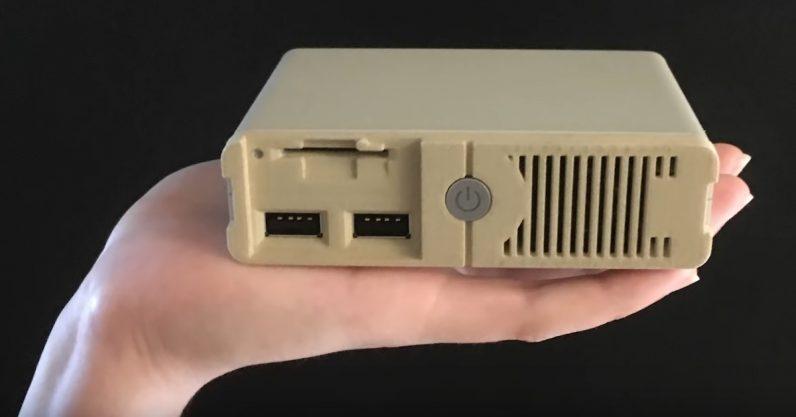 Полку ретроконсолей прибыло: PC Classic для тех, кому дороги DOS-игры - 1