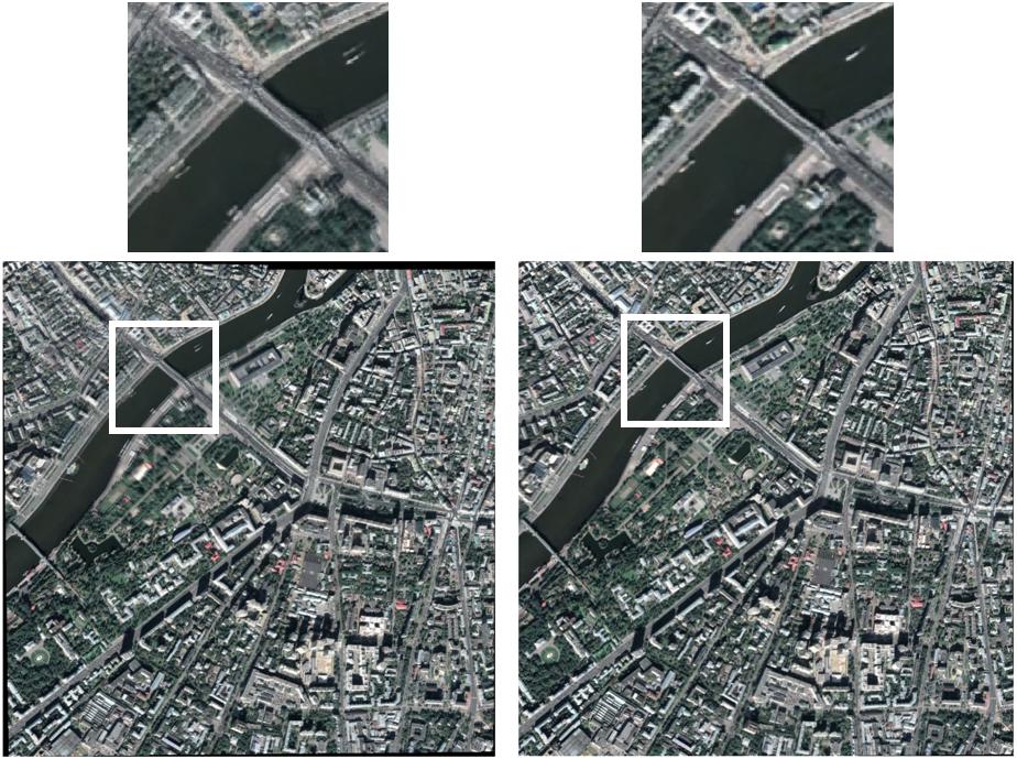 Повышение качества склейки панорамы с помощью согласования графа проективных преобразований - 1