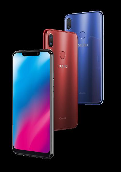 Умный селфифон с ИИ Tecno Camon 11 появился в России