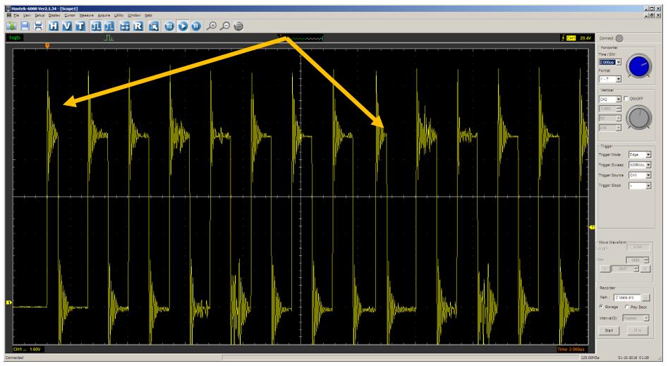Управление RGB светодиодами через блок UDB микроконтроллеров PSoC фирмы Cypress - 3