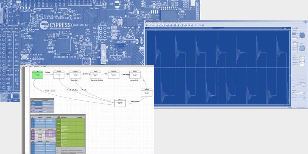 Управление RGB светодиодами через блок UDB микроконтроллеров PSoC фирмы Cypress - 1