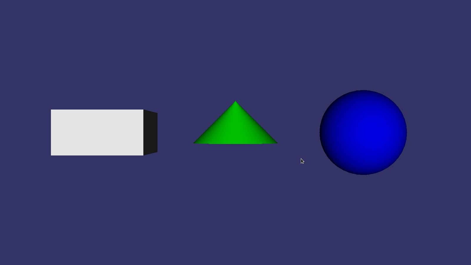 OpenSceneGraph: Основы работы с геометрией сцены - 2
