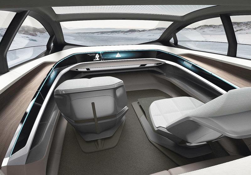Автозавтра: какими станут машины через пять лет? А через десять?