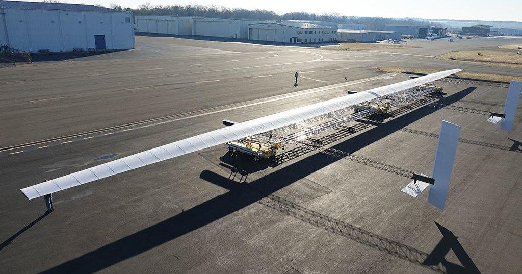Новый самолет может годами не совершать посадку: полет «Одиссея»