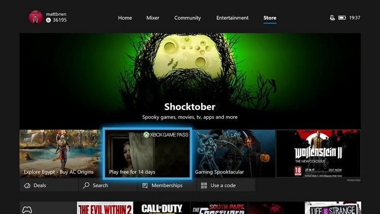 Microsoft готовит новую модель Xbox One S — без дисковода