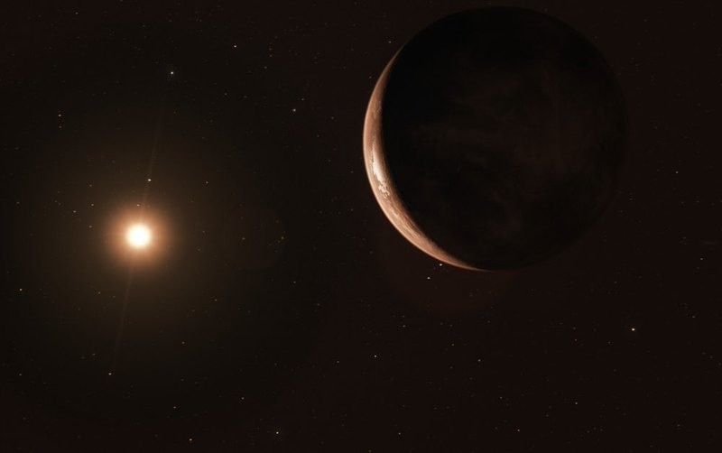 Открыта суперземля всего в шести световых годах от Земли