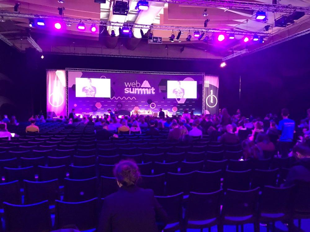 Неконференция Web Summit - 25