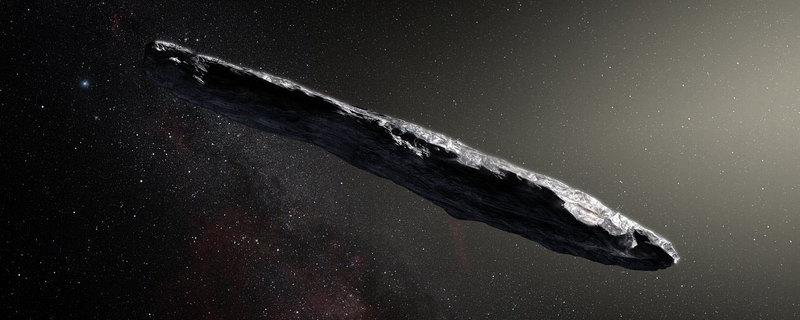 Новые подробности о загадочном астероиде Оумуамуа