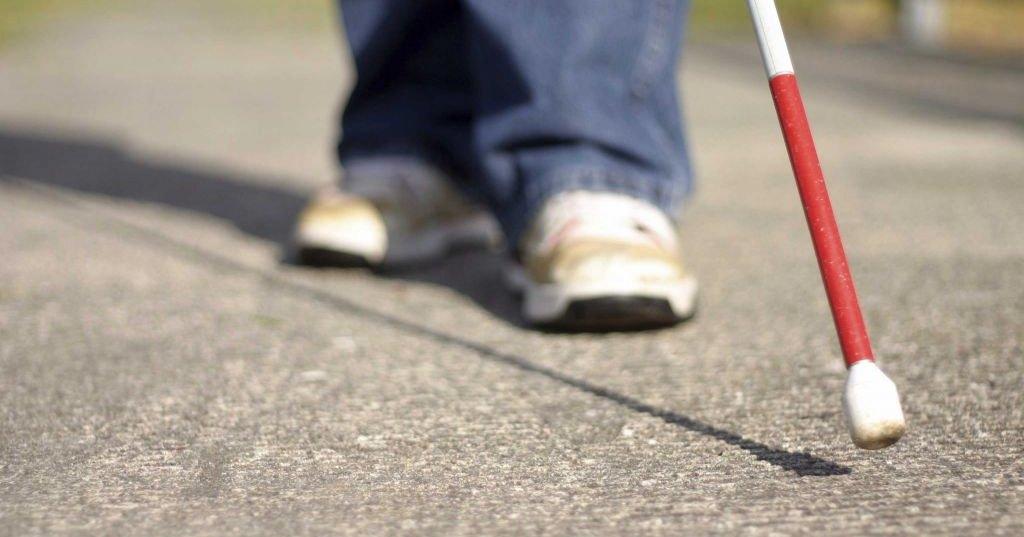 Разработан гаджет, помогающий слепым ориентироваться