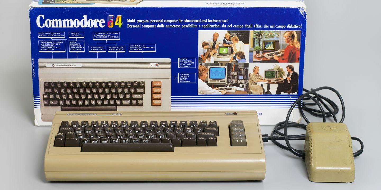 Azure DevOps для Commodore 64? - 1