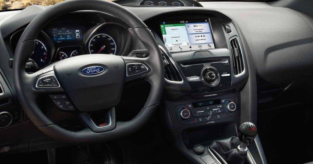 Ford патентует технологию для борьбы с «запахом нового автомобиля»