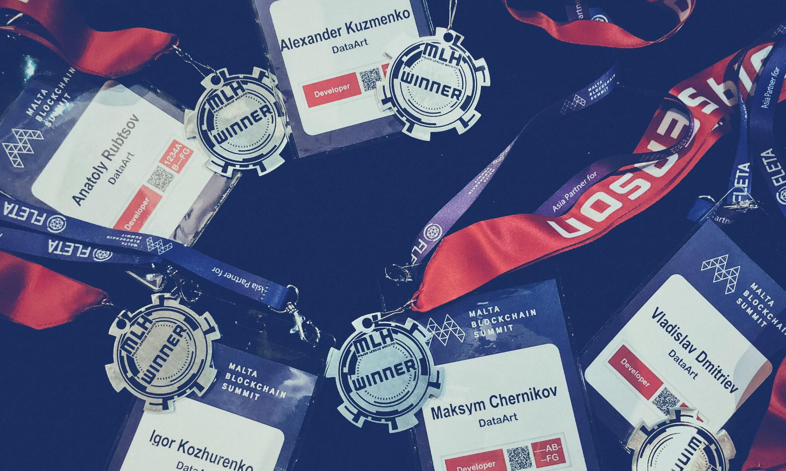 Блокчейн-благотворительность — DataArt победил на хакатоне Malta Blockchain Summit - 1