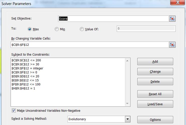 Как создать надёжную игровую механику в Excel. Часть 2 - 25