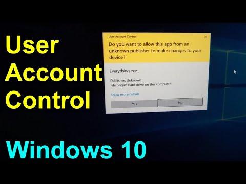 Обход контроля учетных записей (UAC) путем пародирования доверенных директорий - 1