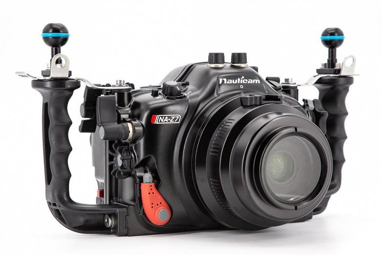 Подводный бокс Nauticam NA-Z7 предназначен для беззеркальных камер Nikon Z6 и Z7