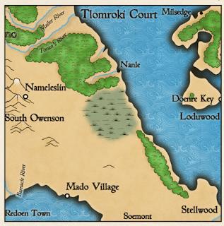 Как я создавал карты континентов для своей игры - 10