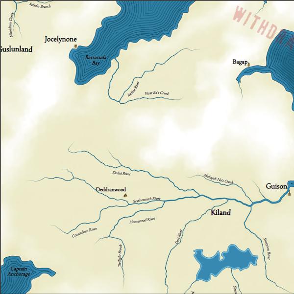 Как я создавал карты континентов для своей игры - 18