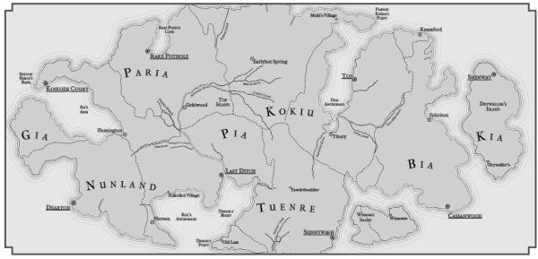 Как я создавал карты континентов для своей игры - 33