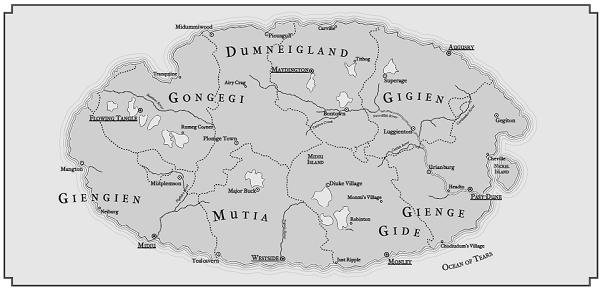 Как я создавал карты континентов для своей игры - 34