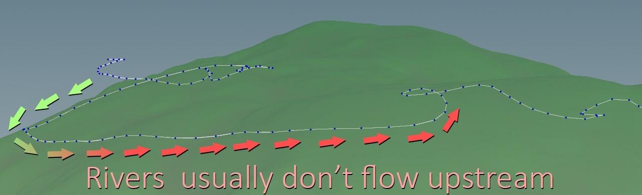 Симулируем реалистичную реку в Houdini и Unreal Engine 4 - 8