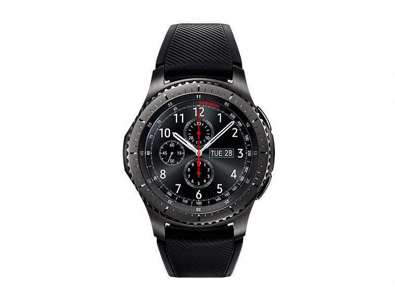 Умные часы Samsung Gear S3 больше не будут терять заряд