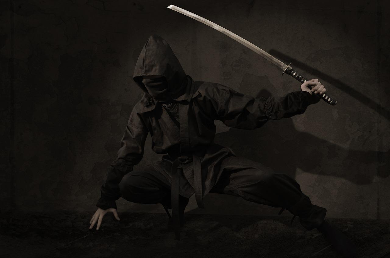 Be a security ninja: secret level - 1