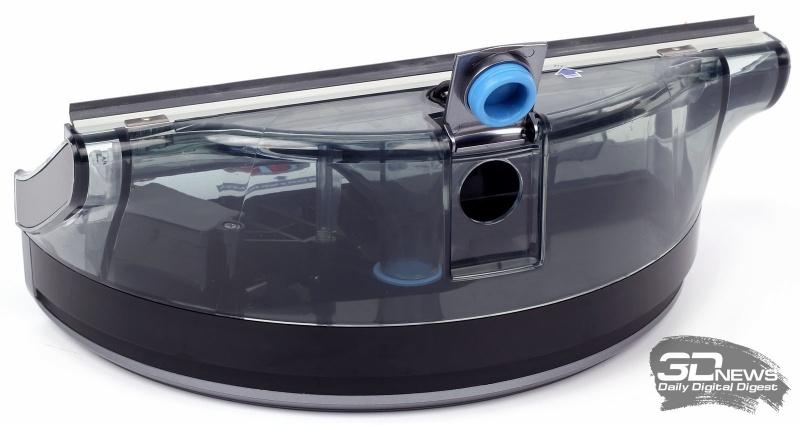 Новая статья: Робот-уборщик ILIFE W400 – два ведра и электрошвабра
