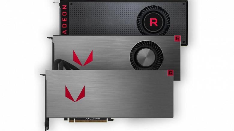 AMD выпустит настольные видеокарты Radeon RX Vega 36 и Vega 32