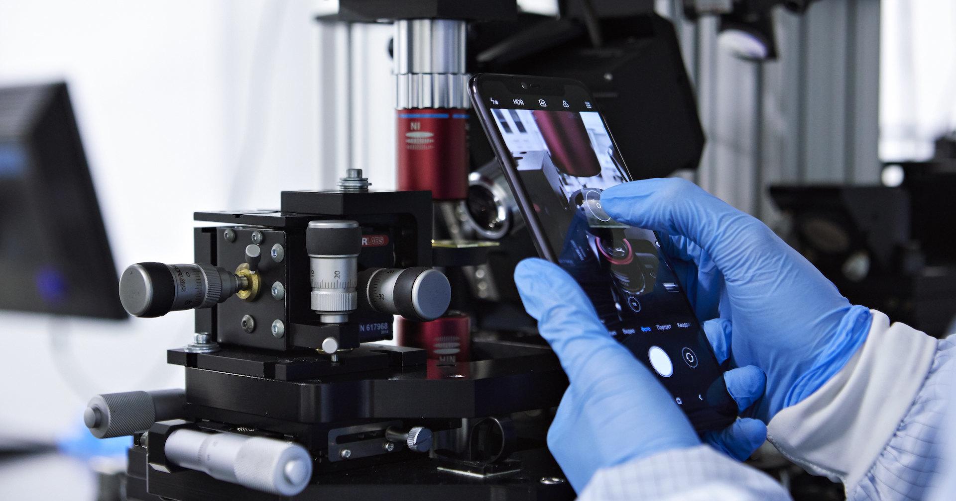 Для смартфона и не только: удивительные изобретения ученых университета ИТМО