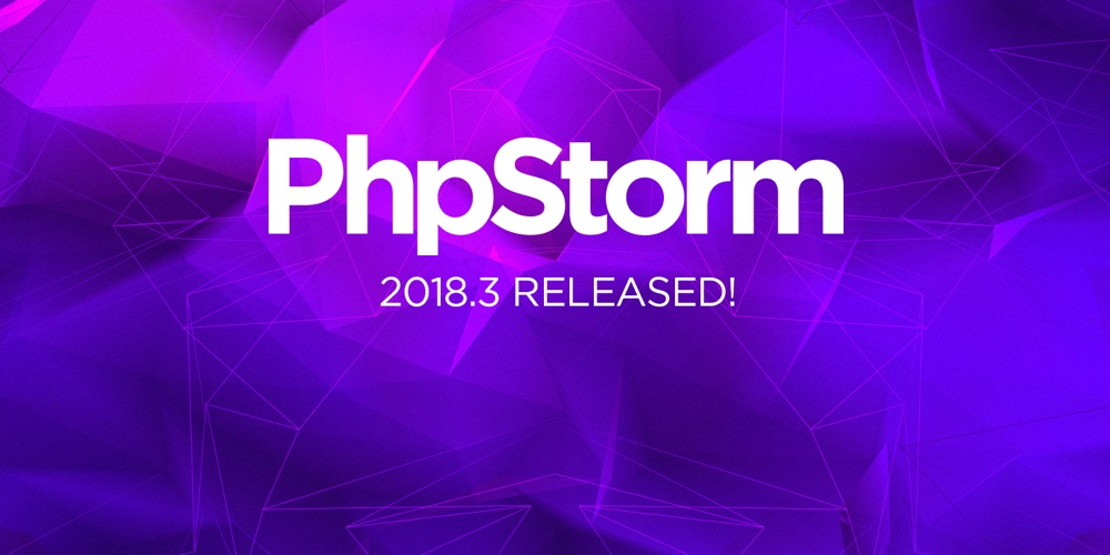 Доступен PhpStorm 2018.3 - 1
