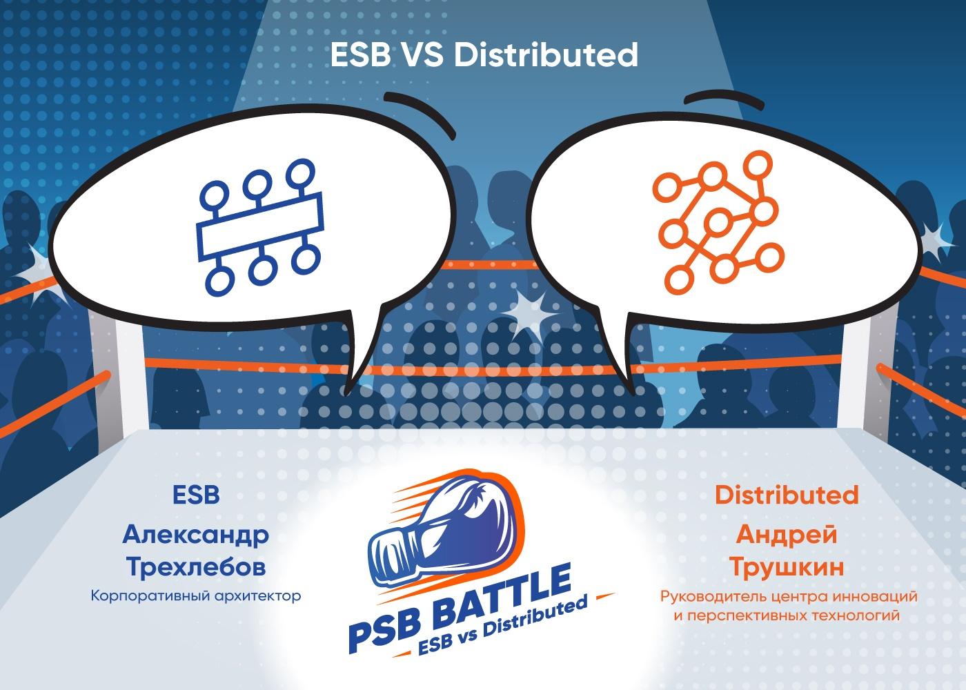 Кто победит в дебатах mesh-сети против ESB - 1