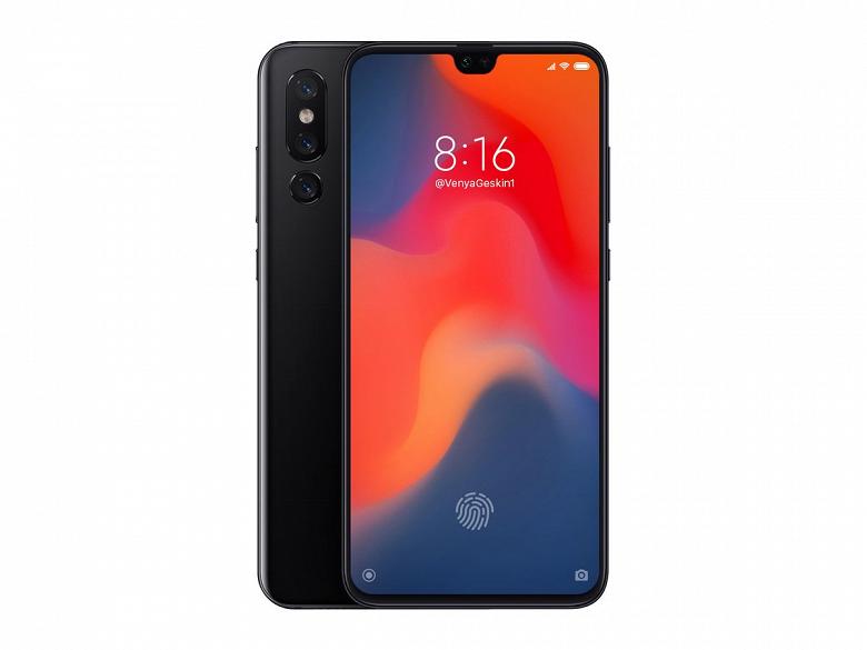 Наличие 48-мегапиксельной тройной камеры в Xiaomi Mi 9 подтверждено
