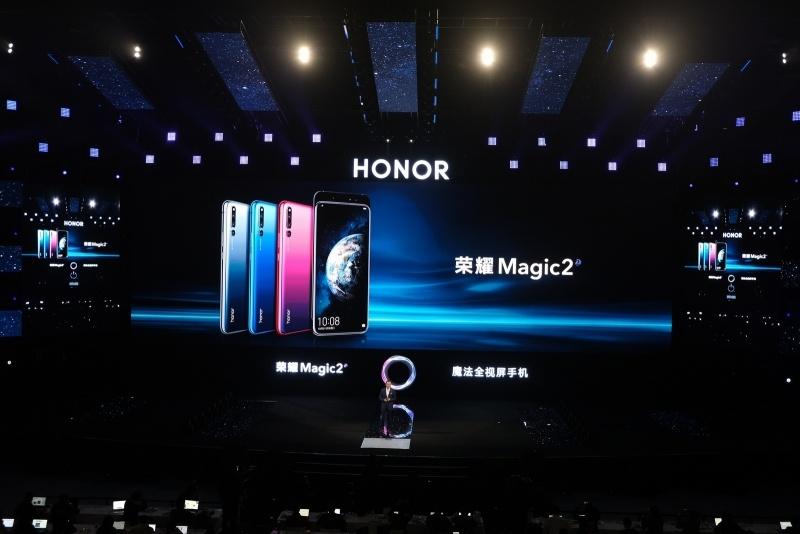 Новая статья: Обзор смартфона Honor Magic2: раздвижной флагман
