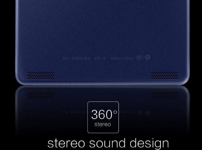Планшет Voyo i8 получил 10-ядерную SoC Helio X27, 4 ГБ ОЗУ, два динамика и IPS-экран при цене $150