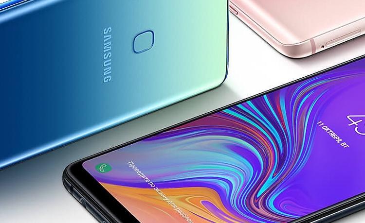 В Samsung выбрали поставщика экранных сканеров отпечатков для смартфонов Galaxy A