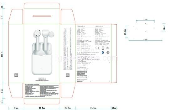Беспроводные наушники Xiaomi Mi True Wireless Earphones будут заряжаться за час и работать не менее 10 часов