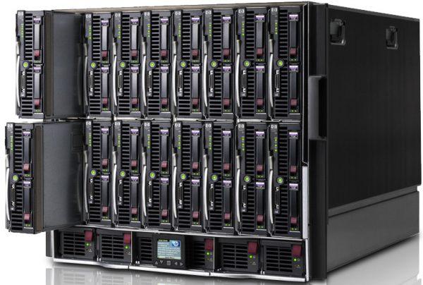 Серверы и блейд-серверы HP Proliant