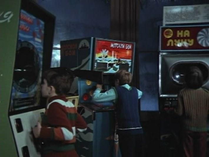 Искусство воспитания: идеология игровых автоматов - 1