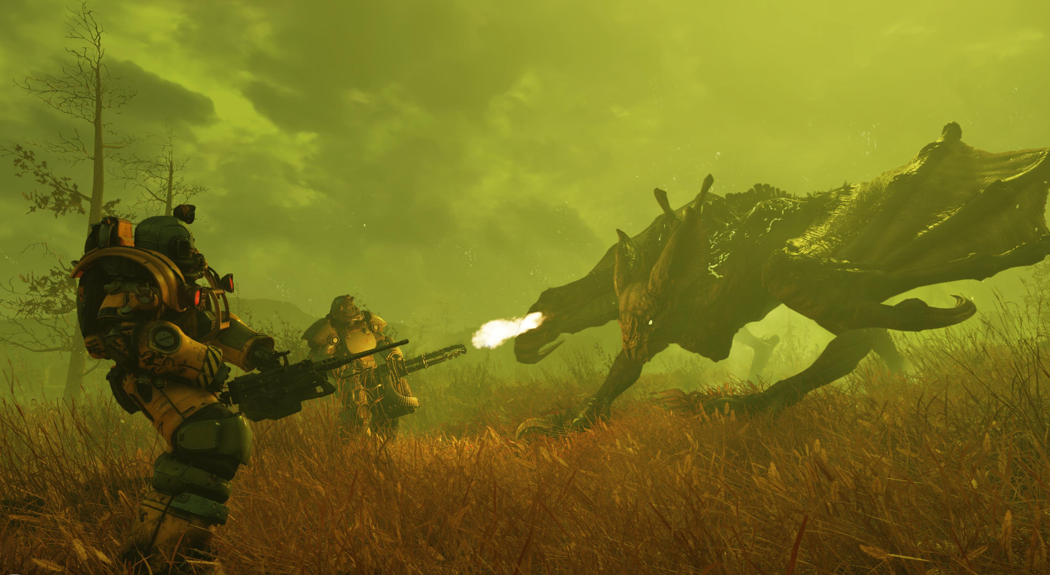 Недоработки в квестах Fallout 76 позволили игрокам устроить ядерный ад - 1